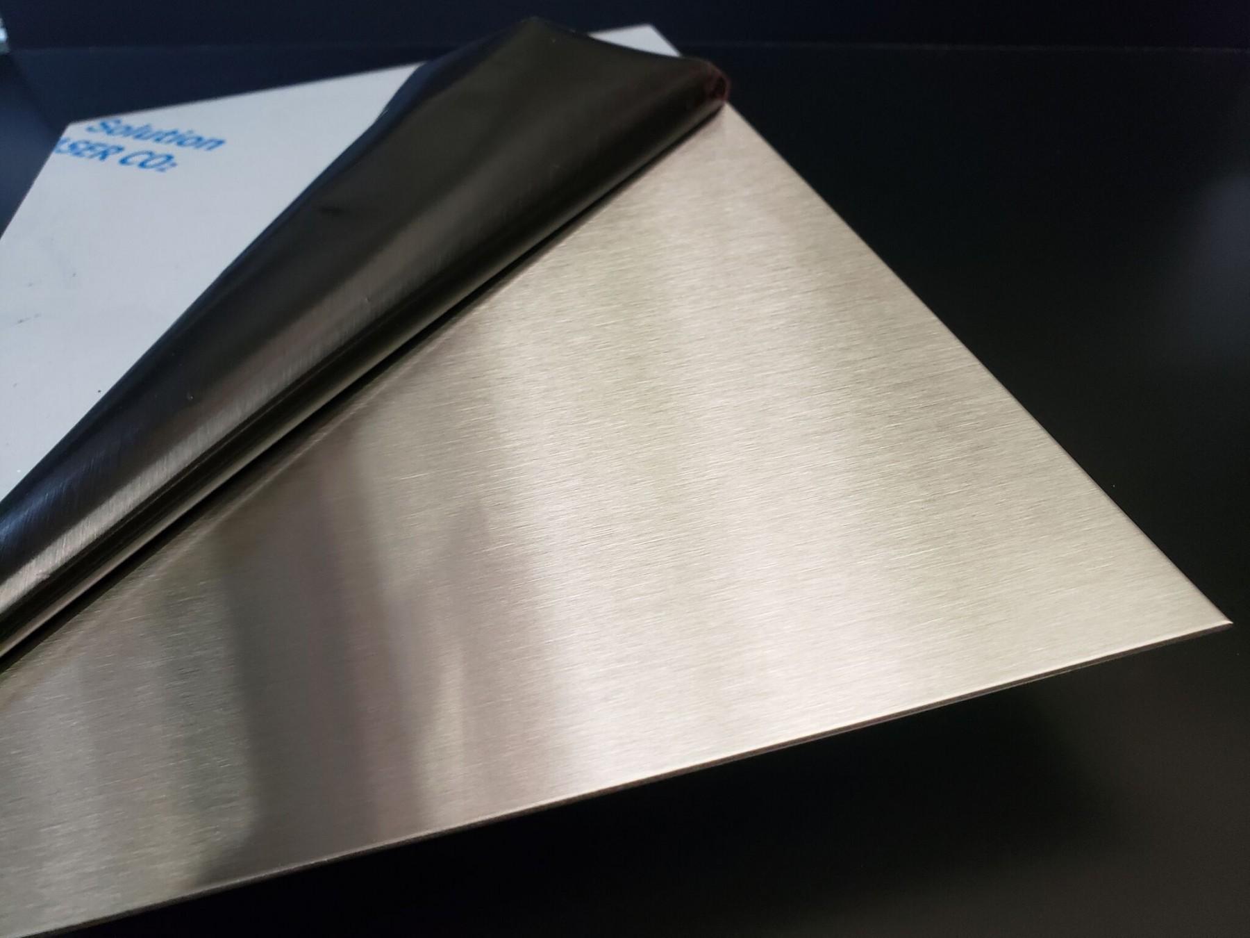 Stainless Steel Flat Stock Grade 304 Sheet Metals Online