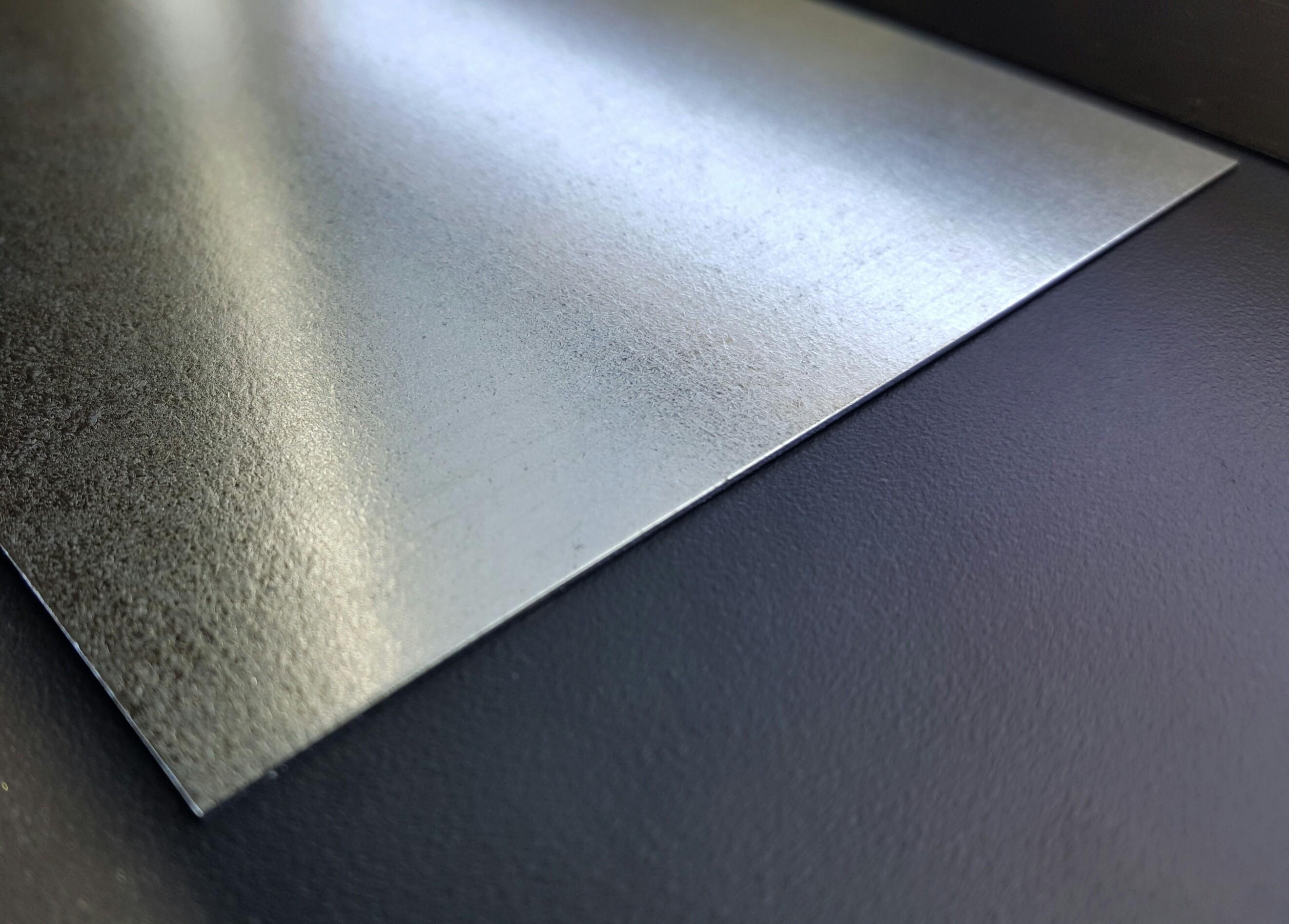 Galvanized Steel Flat Stock