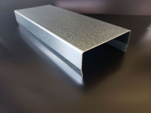 Galvanized Steel C-Channel
