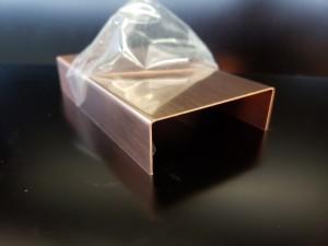 Copper C-Channel 99.9% Pure